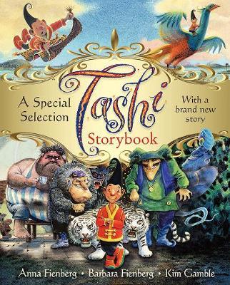 Tashi Storybook book