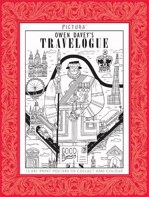 Pictura Prints: Travelogue by Owen Davey