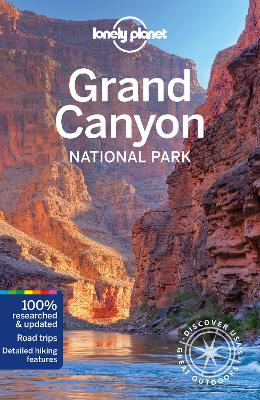 Lonely Planet Grand Canyon National Park book