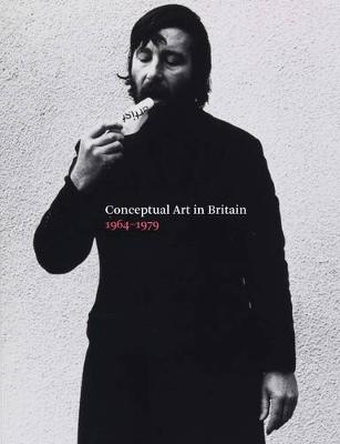 Conceptual Art in Britain book