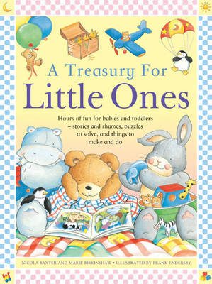 Treasury for Little Ones book