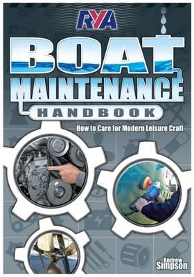RYA Boat Maintenance Handbook by Andrew Simpson