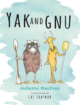 Yak and Gnu book