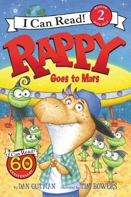 Rappy Goes to Mars by Dan Gutman