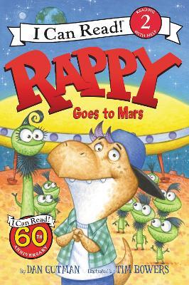 Rappy Goes to Mars by Dan Gutman