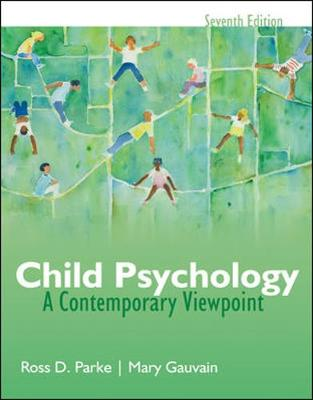 Child Psychology by Mary Gauvain