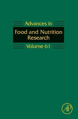 Advances in Food and Nutrition Research by Steve Taylor