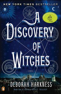 Discovery of Witches book
