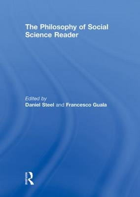 Philosophy of Social Science Reader by Francesco Guala