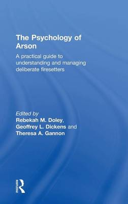 Psychology of Arson book