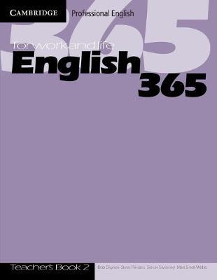 English365 2 Teacher's Guide by Bob Dignen