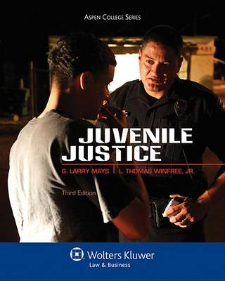 Juvenile Justice by Regents Professor G Larry Mays