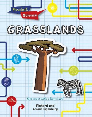 Grasslands by Louise Spilsbury