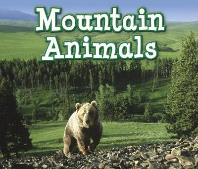 Mountain Animals book