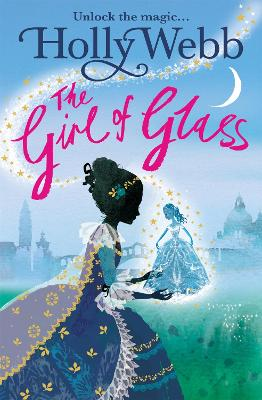 A Magical Venice story: The Girl of Glass book