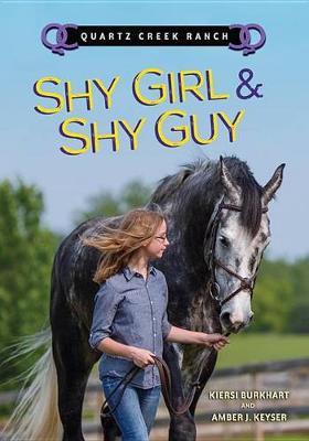 Shy Girl & Shy Guy by Amber J Keyser