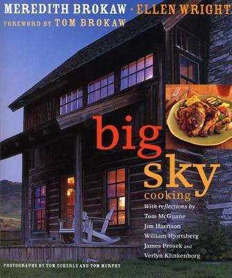 Big Sky Cooking book