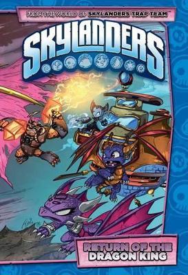 Skylanders Return Of The Dragon King book