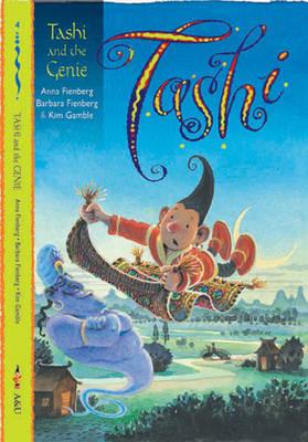 Tashi and the Genie book