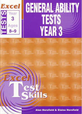 General Ability Tests: Year 3 by A. Horsfield