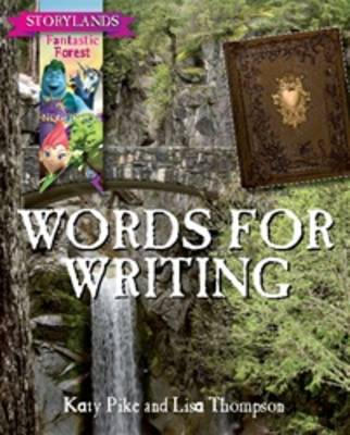 EarlyFluent Nonfiction Words for Writing by Lisa Thompson