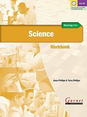 Moving Into Science - A2/B1 - Workbook and Audio CD by Anna & Phillips , Terry Phillips