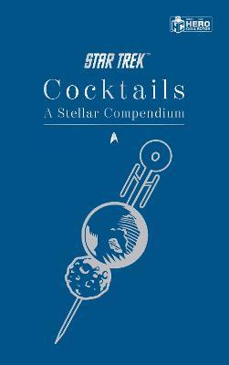 Star Trek Cocktails book