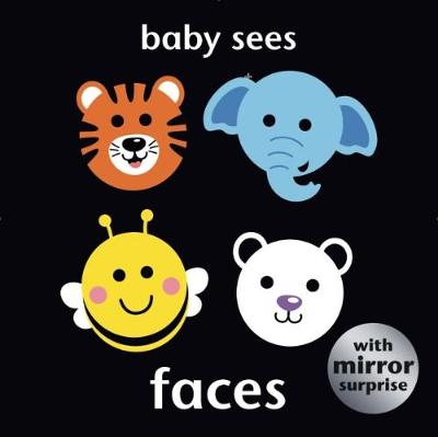 Baby Sees Faces by Angela Hewitt