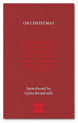 On Christmas by Gyles Brandreth
