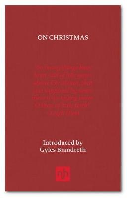On Christmas book