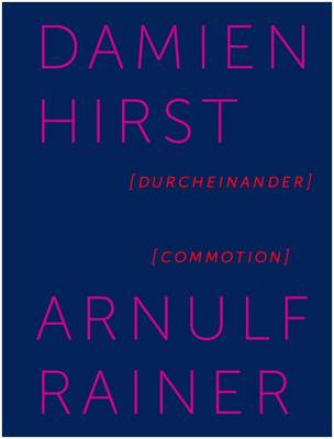Damien Hirst / Arnulf Rainer by Rudi Fuchs