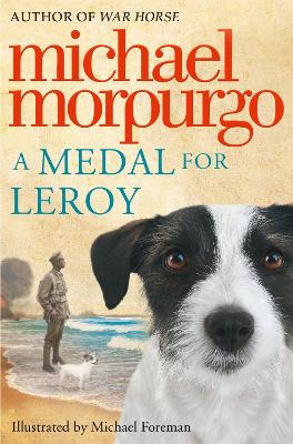 Medal for Leroy book