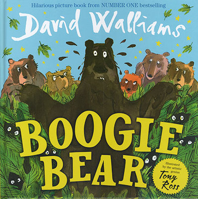 Boogie Bear by David Walliams