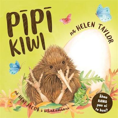 Pipi Kiwi book