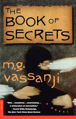Book of Secrets by M.G. Vassanji