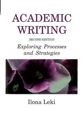 Academic Writing by Ilona Leki