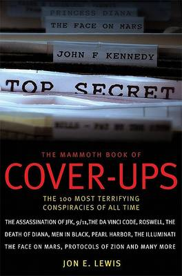 The Mammoth Book of Cover-Ups book