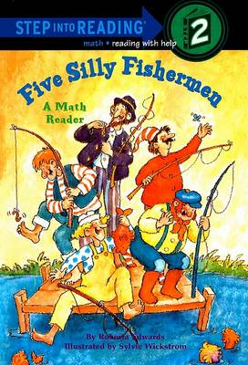 Five Silly Fishermen book