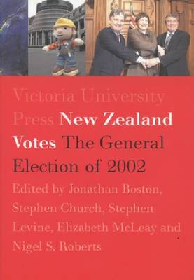 New Zealand Votes by Jonathan Boston