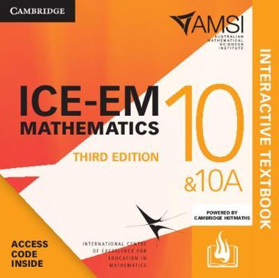 ICE-EM Mathematics Year 10 Digital (Card) by Peter Brown