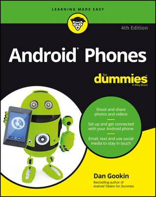 Android Phones for Dummies, 4th Edition book