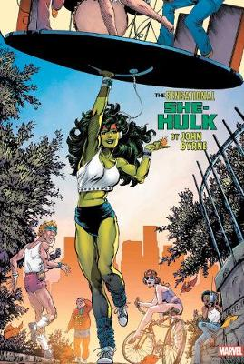 Sensational She-hulk By John Byrne Omnibus book