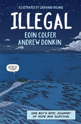 Illegal by Eoin Colfer