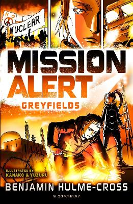 Mission Alert: Greyfields by Benjamin Hulme-Cross