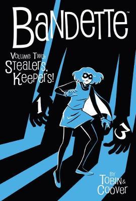 Bandette Volume 2: Stealers Keepers! book