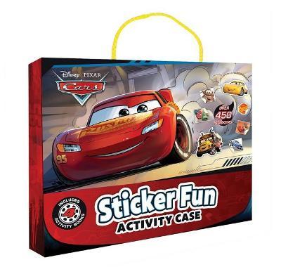 Cars: Sticker Fun Activity Case (Disney-Pixar) book