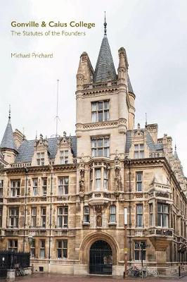 Gonville & Caius College by Michael Prichard