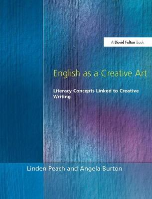 English as a Creative Art book
