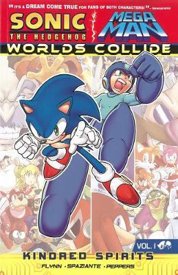 Sonic / Mega Man: Worlds Collide 1 by Sonic Scribes