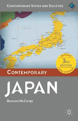 Contemporary Japan by Duncan McCargo